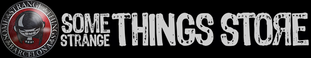 SomeStrangeThings Store Logo